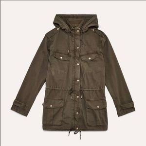 Taulua jacket from aritiza